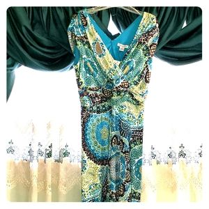 Liz Claiborne Maxi dress